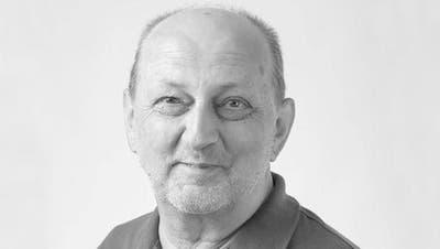 Bruno Arnold, Redaktor Urner Zeitung.