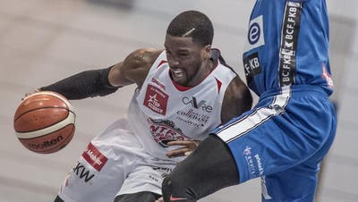 Swiss Central Basketball in der Maihofhalle in Luzern. (Bild: Pius Amrein, Luzern, 10. Februar 2018)