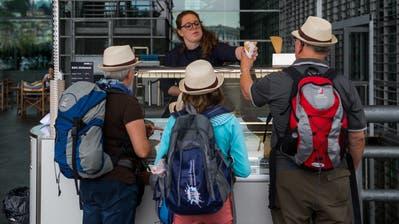 Millionen von Touristen besuchen Luzern jährlich – der grösste Teil davon stammt aus der Schweiz selber. (Bild: Dominik Wunderli, 10. Juli 2018)