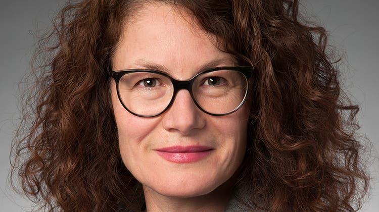 Erika Hebeisen vom Landesmuseum. (Bild: PD)