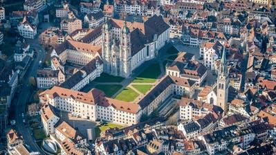 Weltkulturerbe Stiftsbezirk: Wo die Stadt St.Gallen ihre Wurzeln findet