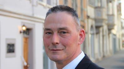 Rheinecks Hafenmeister Marco Ramsauer kandidiert fürs Stadtpräsidium. (Bild: Gert Bruderer)
