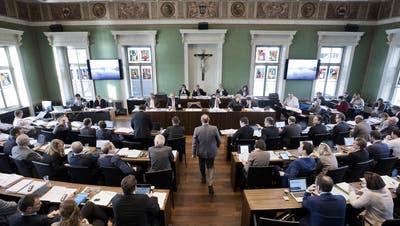 Kantonsrat Zug, Sitzung vom 31.Januar 2019 (Bild: Stefan Kaiser (Zug, 31. Januar 2019))