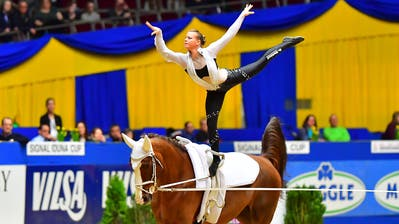 Nadja Büttiker ist die St.Galler Sportlerin des Jahres bei denAmateuren. (Bild: Daniel Kaiser)