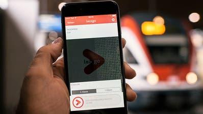 SBB und Postauto spannen für neue Mobilitäts-App zusammen
