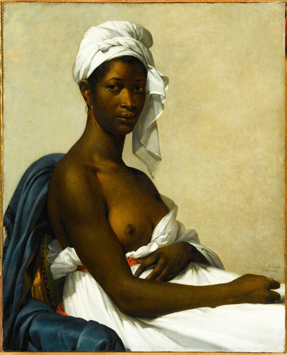 Marie-Guillemine Benoist: Porträt von Madeleine.