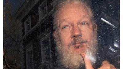 Exzentrischer Gast - Spanische Wächter plaudern über Assange