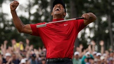 Major-Triumph nach 11 Jahren: Woods gewinnt US Masters