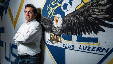 FCL-Nachwuchschef Colatrella: «Ein Schub mit Talenten ist wieder möglich»