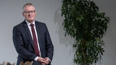 Rolf Born wird neuer Leiter der IV-Stelle des Kantons Luzern. (Bild: Pius Amrein, Emmenbrücke, 6. November 2018)