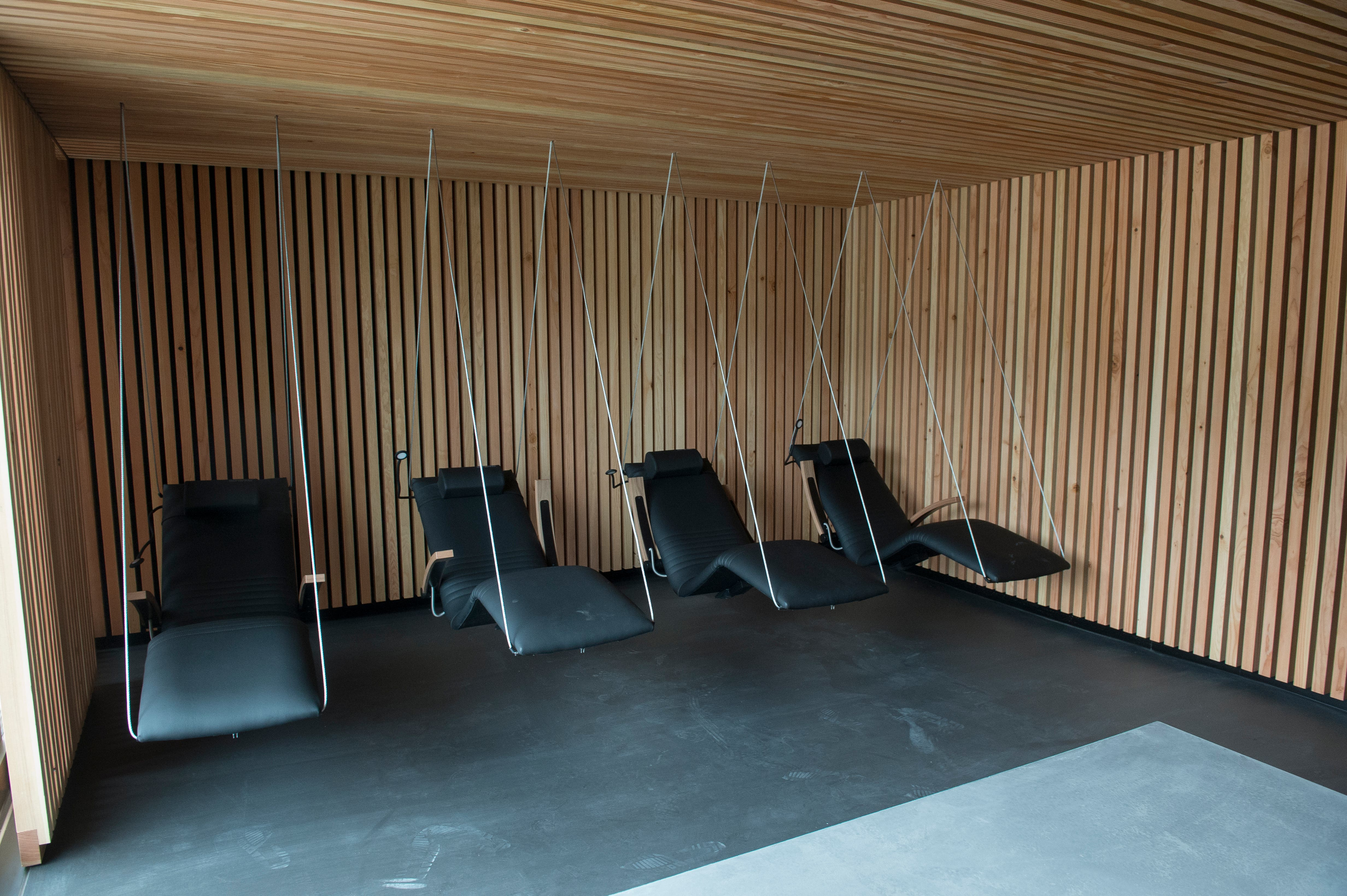 Ein Ort der Entspannung. (Bild: Dominik Wunderli, Oberkirch, 15. April 2019)