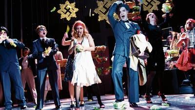 «Cabaret» am Theater Konstanz: Willkommen zum Tanz auf dem Vulkan