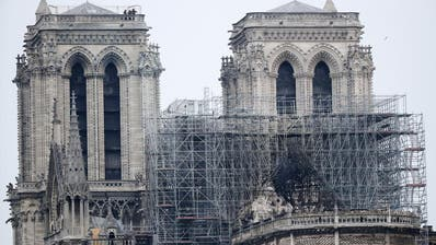 Grossbrand Notre-Dame: Der Morgen danach