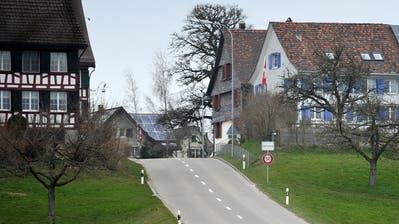 In Hohentannen buhlen weiterhin drei Personen um das Amt des Gemeindepräsidenten. (Bild: Reto Martin)