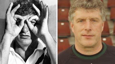 Möglicherweise der berüchtigtste Trainer in 140 Jahren FC St.Gallen: Uwe Klimaschefski. (Bild: Imago)