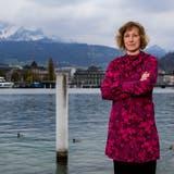 Ina Karr, die neue Intendantin des Luzerner Theaters, am Dienstag, 16. April 2019 in Luzern.