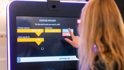 Technologien wie Blockchain stellen Unternehmensberater wie BDO vor ganz neue Aufgaben. (Bild: Patrick Hürlimann/Keystone (Zug, 26. April 2018)
