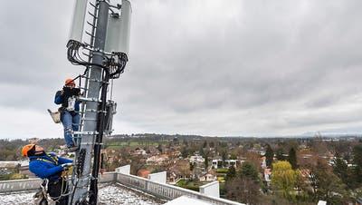 Bundesrat ebnet mit Verordnungsanpassung Terrain für 5G-Netz