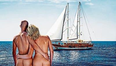Mit Mr. Robinson nackt auf der Abenteuerinsel