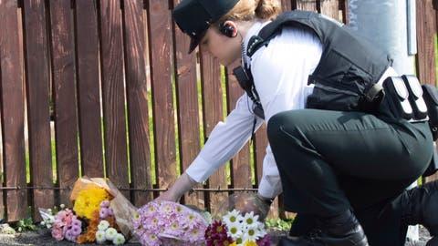 Journalistin bei Ausschreitungen in Nordirland erschossen