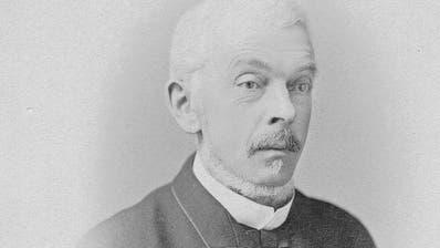 Ein rastloser Mann: Josef Zingg-Kopp, 1828–1891.  Bild: PD