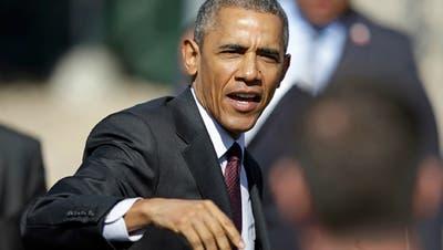 Barack Obamawar von 2009 bis 2017 Präsident der USA. Der langjährige Mitarbeiter Ben Rhodes berichtet in seinem Buch «Im Weissen Haus. Die Jahre mit Barack Obama» darüber. (Bild: AP Photo/Rick Bowmer)