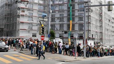 Höhere Angebotsmieten und Preise für Wohneigentum in der Zentralschweiz