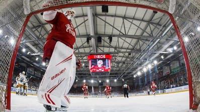 Lausanne HC - EV Zug: So lief das Spiel