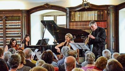 Trio Artemis begeistert Publikum in Fischingen