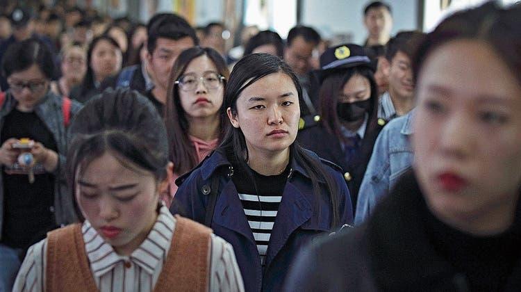 Chinas Tech-Angestellte begehren gegen überrissene Arbeitszeitenauf