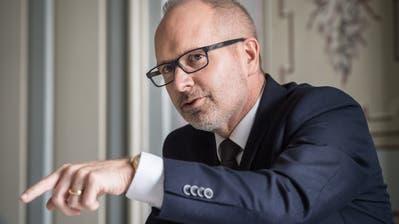 Stefan Kölliker zur neuen Fachhochschule OST: «Es wird Reibereien geben»