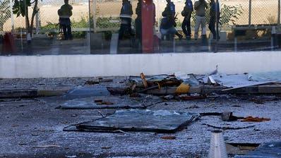 Regierung: Einheimische Islamisten für Anschläge verantwortlich