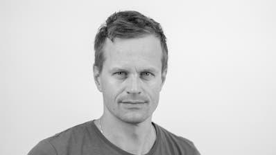 Sportredaktor Christian Brägger. (Bild: Urs Bucher)