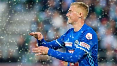 FCL-Trainer Thomas Häberli freut sich auf die Teilnahme am Uhrencup 2019. (Bild: Martin Meienberger/freshfocus)