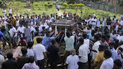 Islamischer Staat reklamiert Anschläge in Sri Lanka für sich