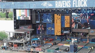Die überraschende Faszination des NFL-Draft
