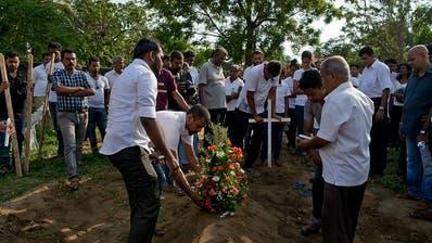 Zahl der Toten nach Anschlägen in Sri Lanka auf 359 gestiegen