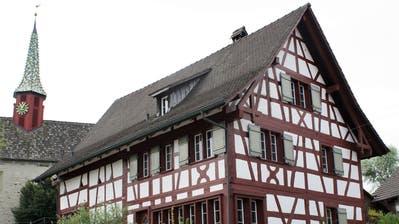 Kirchgemeindehaus Schlattingen (Bilder: Dieter Ritter)