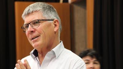 Bernhard Graf, Präsident des Vereins Sprachförderzentrum. (Bild: Cecilia Hess-Lombriser)