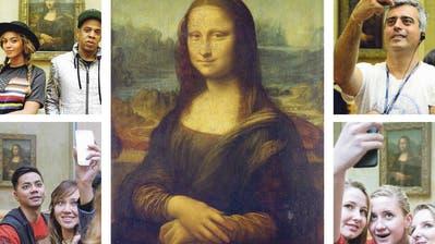 Das stille Lächeln über den Selfie-Hype: Italien hätte gern Mona Lisa zurück, für Paris ist das ausgeschlossen