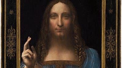 Wirre Spekulationen über das teuerste Gemälde von Leonardo da Vinci