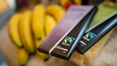 Gossauer Unternehmen setzten auf Fair-Trade-Produkte. (Bild: Michel Canonica)