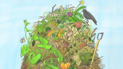 Das Herz des Gartens - so klappt's mit dem Kompostieren