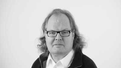 Martin Preisser, Redaktor (Bild: Urs Bucher)