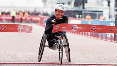Der beispiellose Höhenflug von Rollstuhlsportlerin Manuela Schär