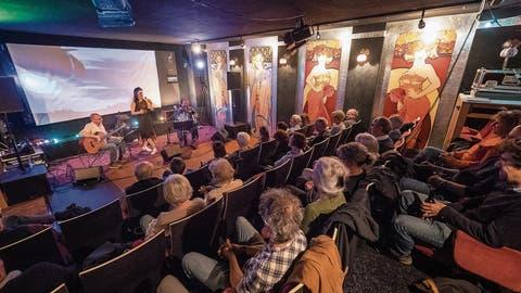 Im Kino spielt jetzt die Musik - Zwischennutzung für das St.Galler Kino Rex