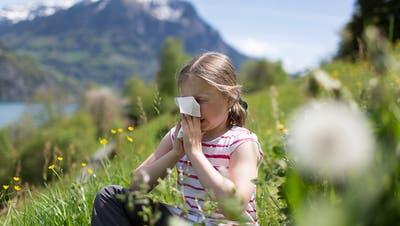 Allergieanfälligkeit erhöht Risiko für psychische Beschwerden