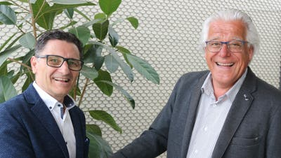 Wechsel an der Spitexspitze: Roger Longhi ist Nachfolger von Andreas Karolin. (Bild: Markus Bösch)