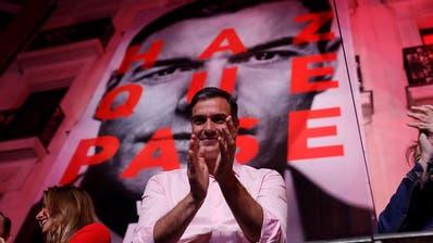 Spanien steht langwierige Regierungsbildung bevor