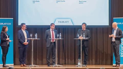Podium zur Nachfolge Thomas Müllers: Der noch kaum bekannte Looser macht Boden gut